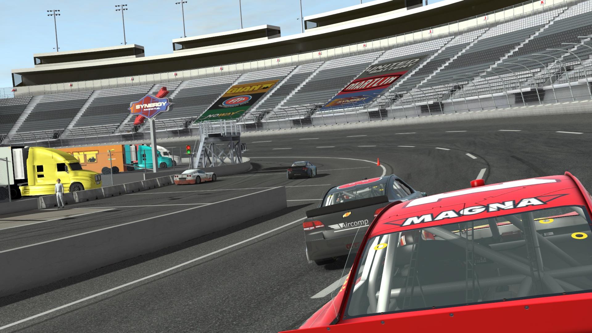 rFactor 2: American Updates | RaceDepartment - Latest Formula 1