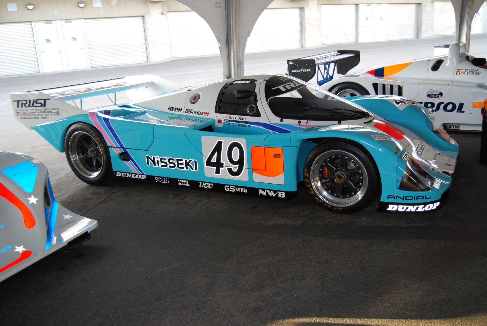 962c Trust Nisseki 49 Le Mans 1991 Racedepartment