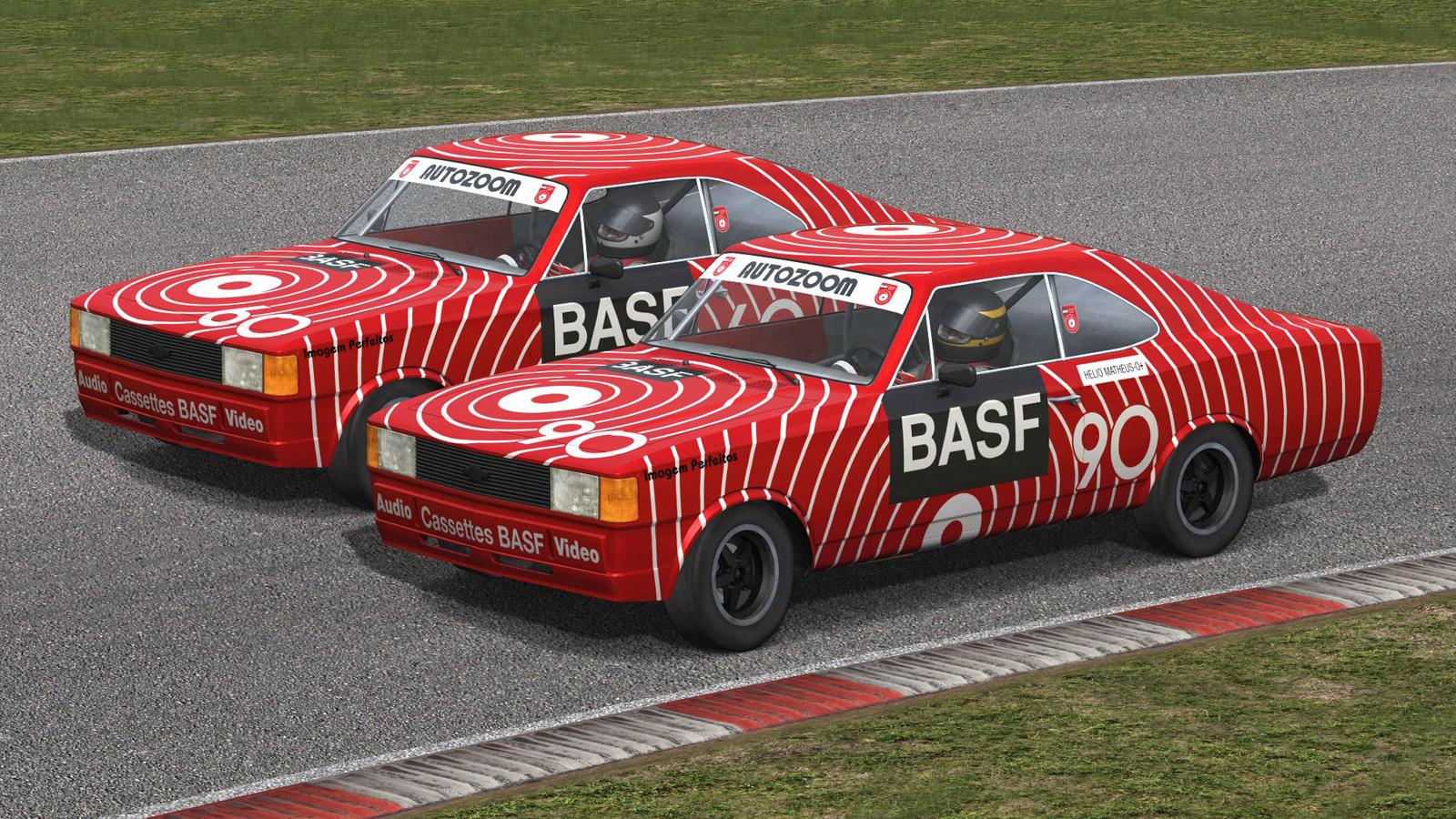 Basf Race Car Sponsorship