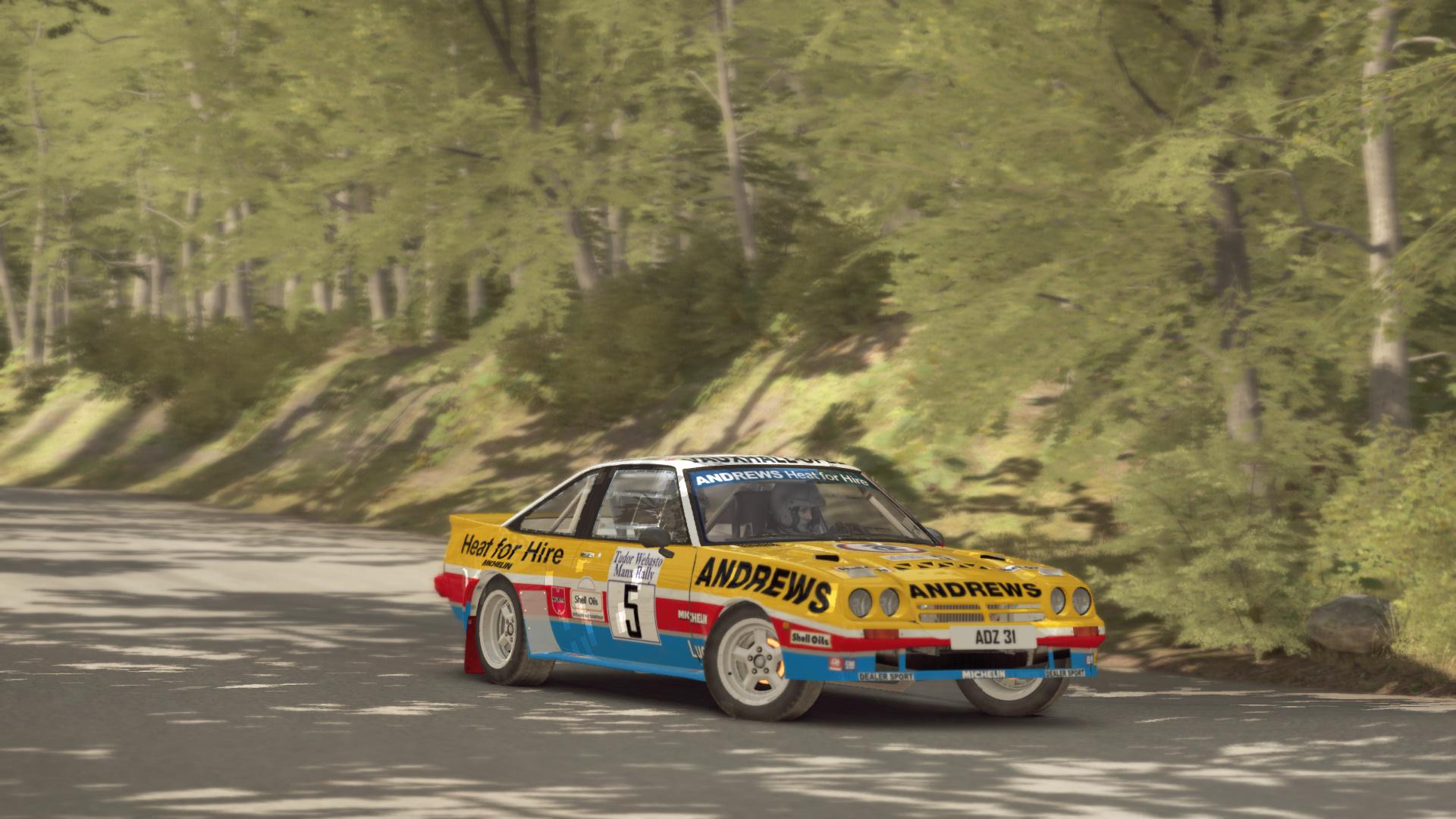 Opel Manta 400 (Russell Brokes-Tudor Webasto Manx International Rally 1986) (3).jpg