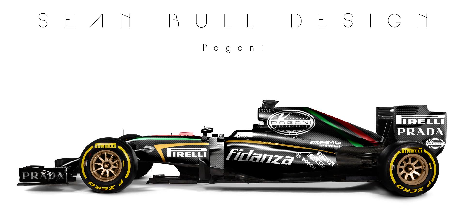 Formula A - Pagani F1 Team | RaceDepartt