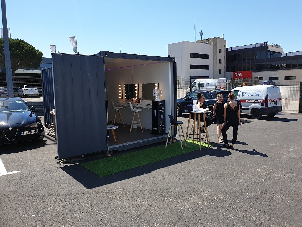 Paul Ricard Makeup Booth.jpg