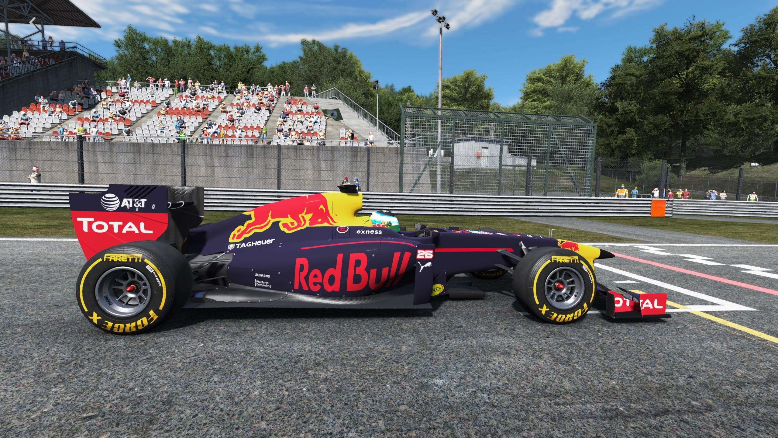 Red Bull F1 2016 Racedepartment
