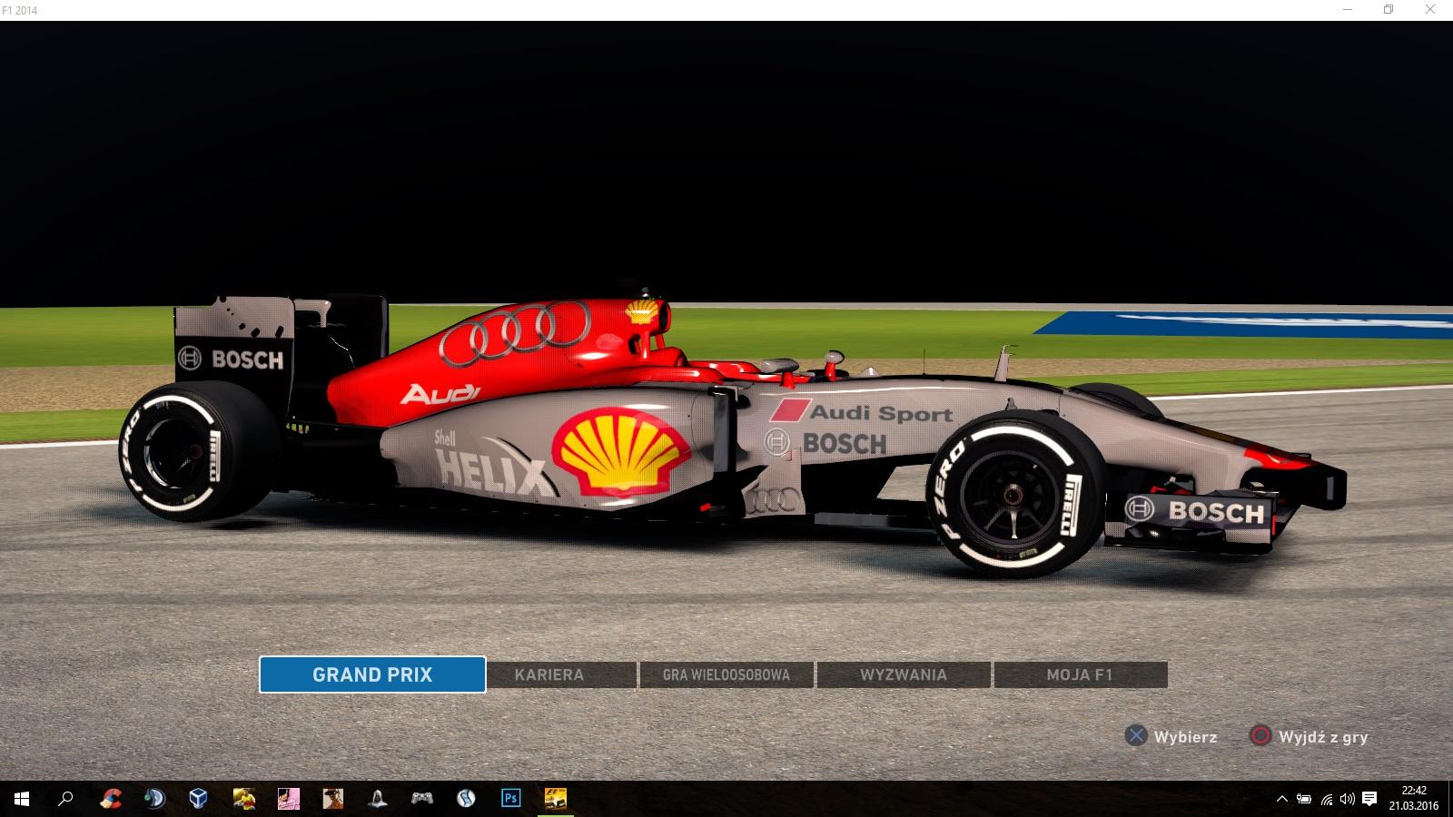 Audi F1 Team | RaceDepartt