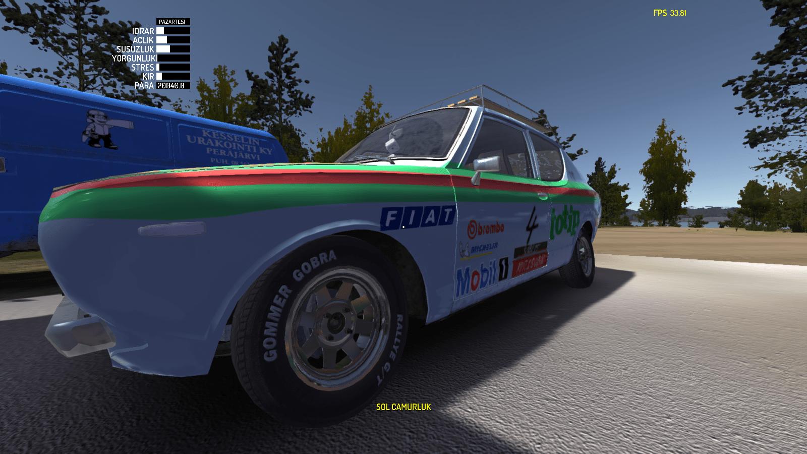 My Summer Car Race Skin Racedepartment