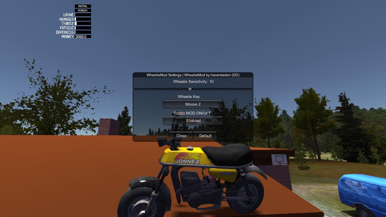 PLUGIN] WheelieMod | RaceDepartment - Latest Formula 1, Motorsport