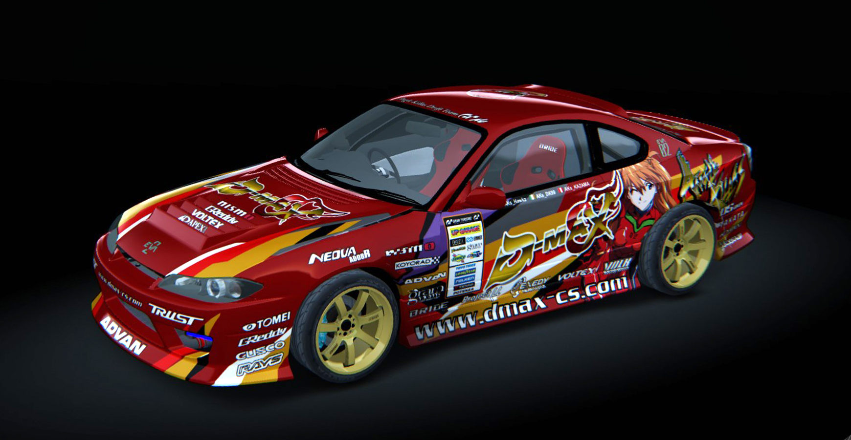 How To Fix Ac In Car >> ti_nissan_sil15 and tnt_sc400_1jz 4K Drift Skins Pack | RaceDepartment - Latest Formula 1 ...