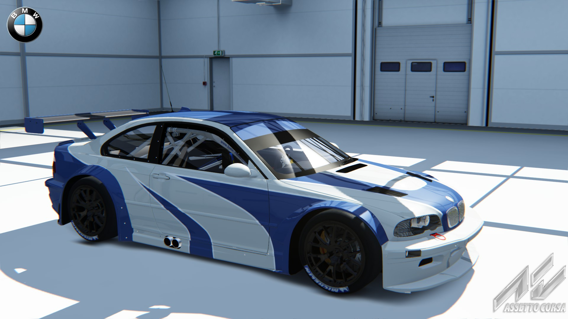 Bmw M3 E46 Gtr Gt2 Most Wanted Racedepartment
