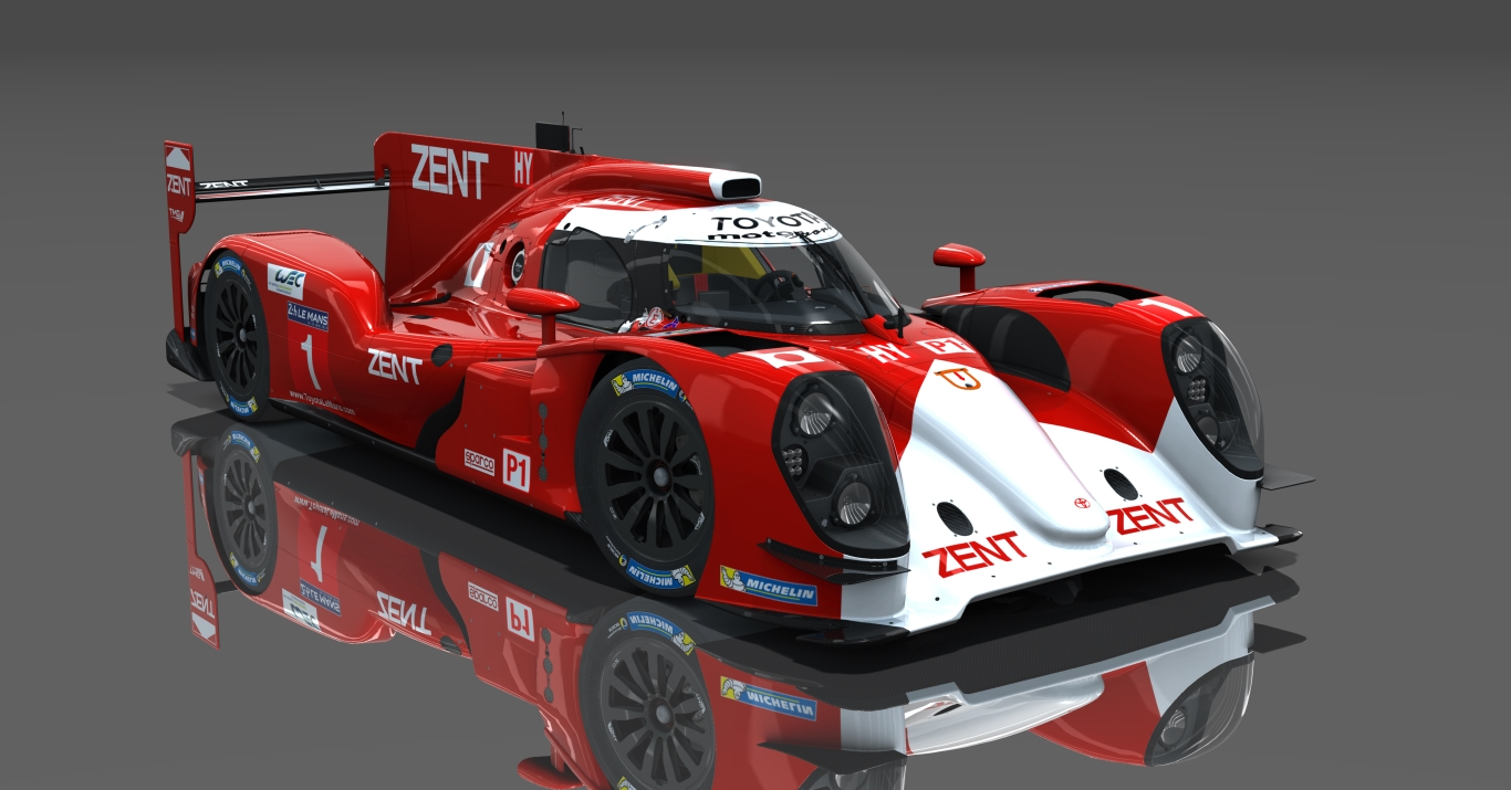 toyota ts040 gt one tribute racedepartment. Black Bedroom Furniture Sets. Home Design Ideas