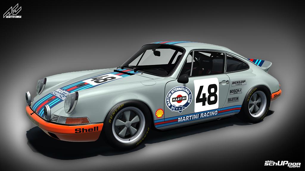 Porsche 911 Carrera Rs 2 7 R Gruppe Sixpack Racedepartment