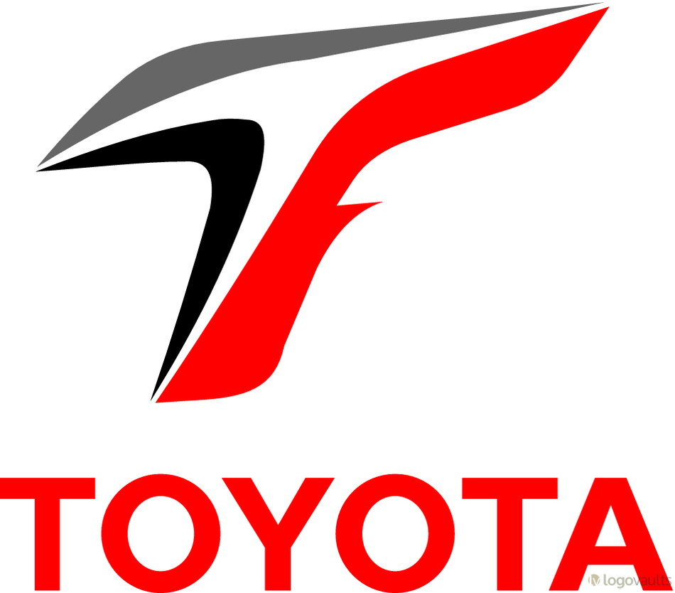 Toyota TRD F1 Team - [Red/Black]V2.5 - Added Panasonic ...