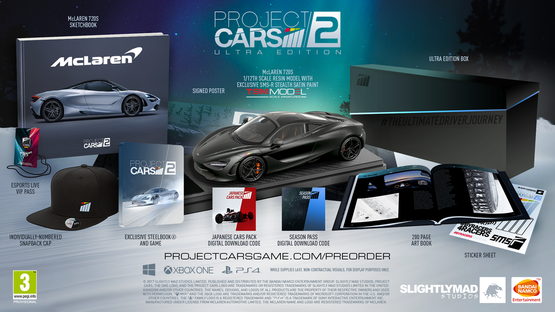 First News of Project CARS 2 DLC Packs Revealed | RaceDepartment