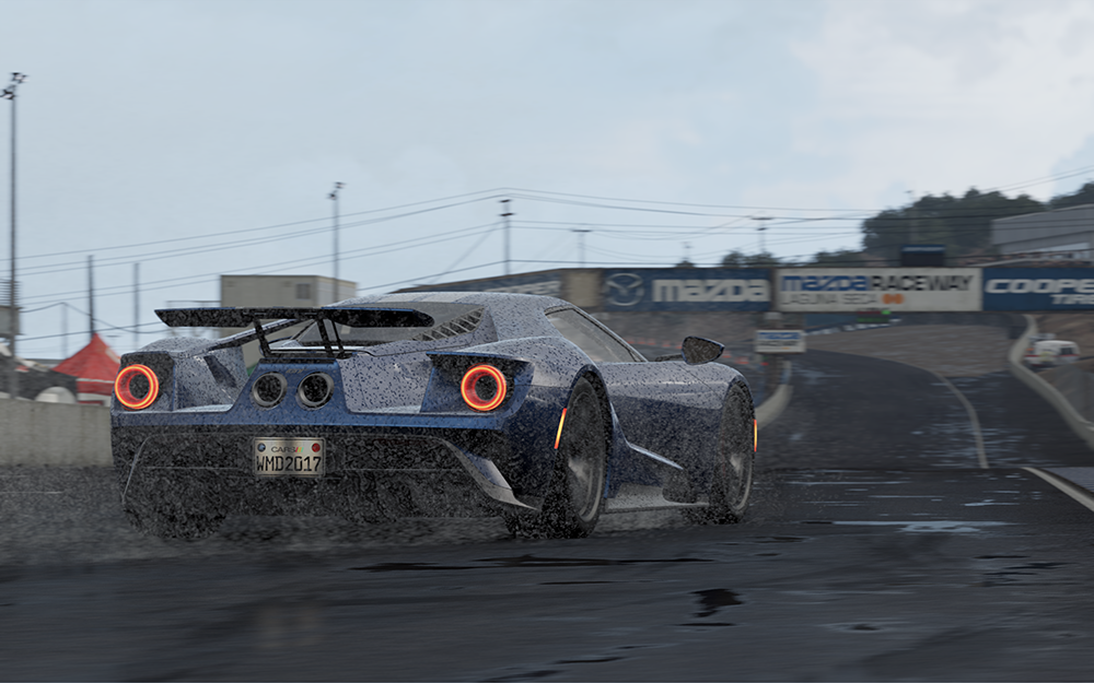 Project Cars  Ford Gt Gte  Png