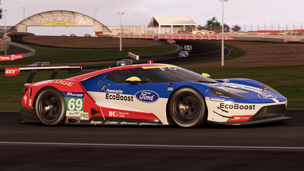 Project Cars  Ford Gt Gte Jpg