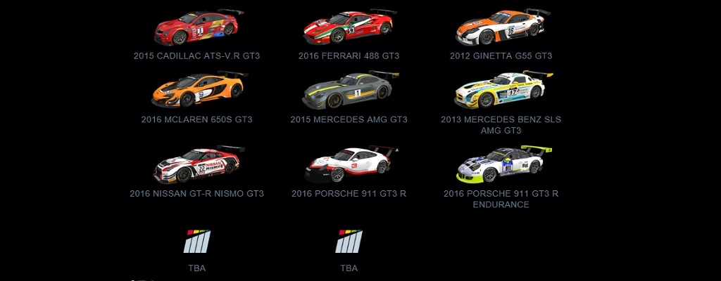 Gt Race Cars Game