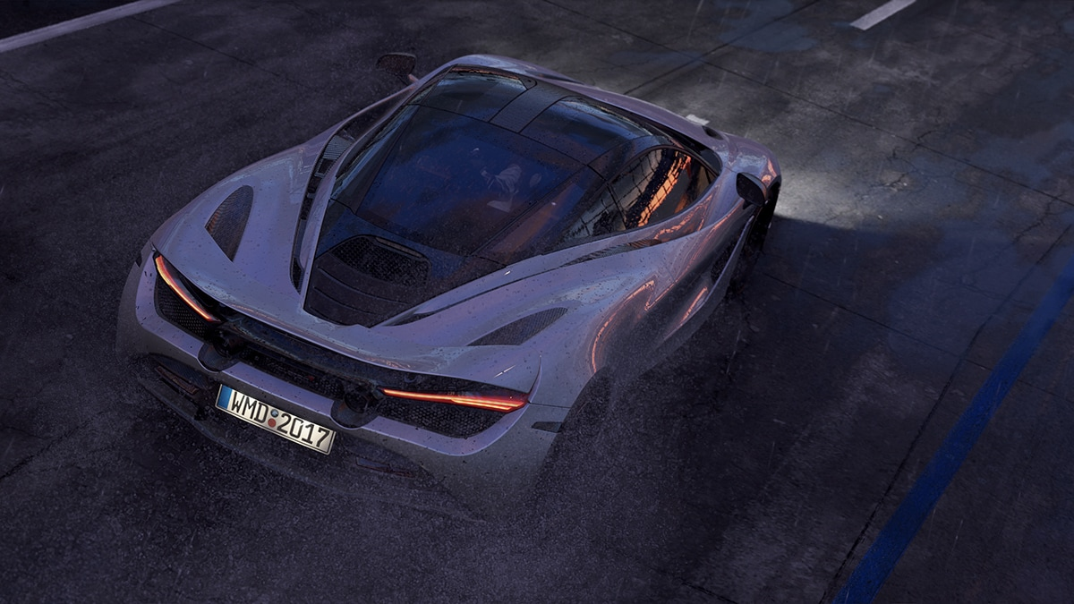 Mclaren 720s To Debut In Project Cars 2 Racedepartment