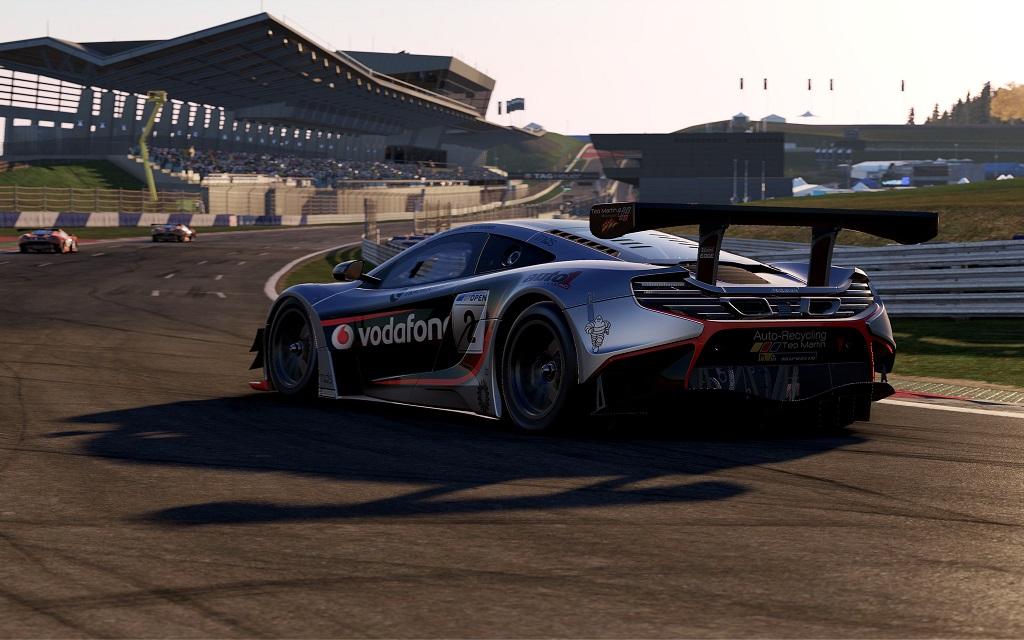 Project Cars Previews Bmw M6 Gt3 Mclaren P1 Gtr And Aston Martin