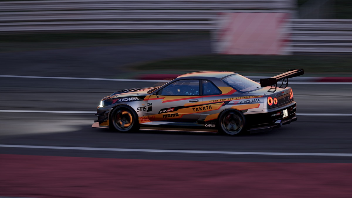 Project CARS 2 Nissan Previews and a Fast Mitsubishi...   RaceDepartment