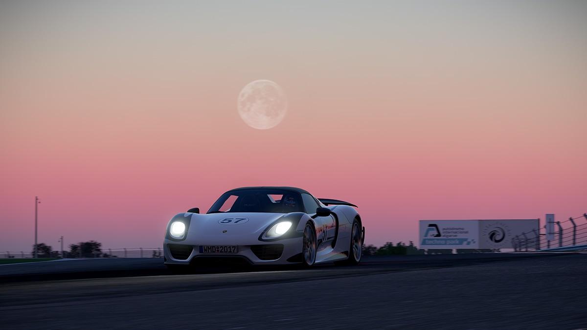 Project CARS 2 - Porsche 918 Spyder .jpg