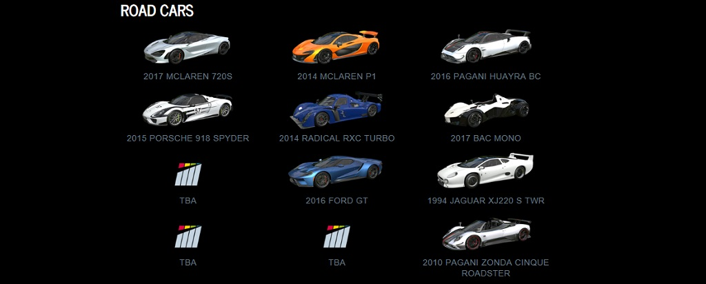 Project CARS 2 Road Cars Pt1.jpg