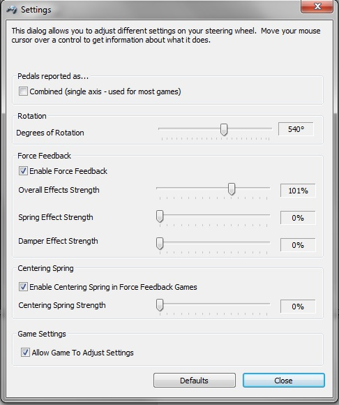 Project Cars Logitech G27 Settings 01.jpg