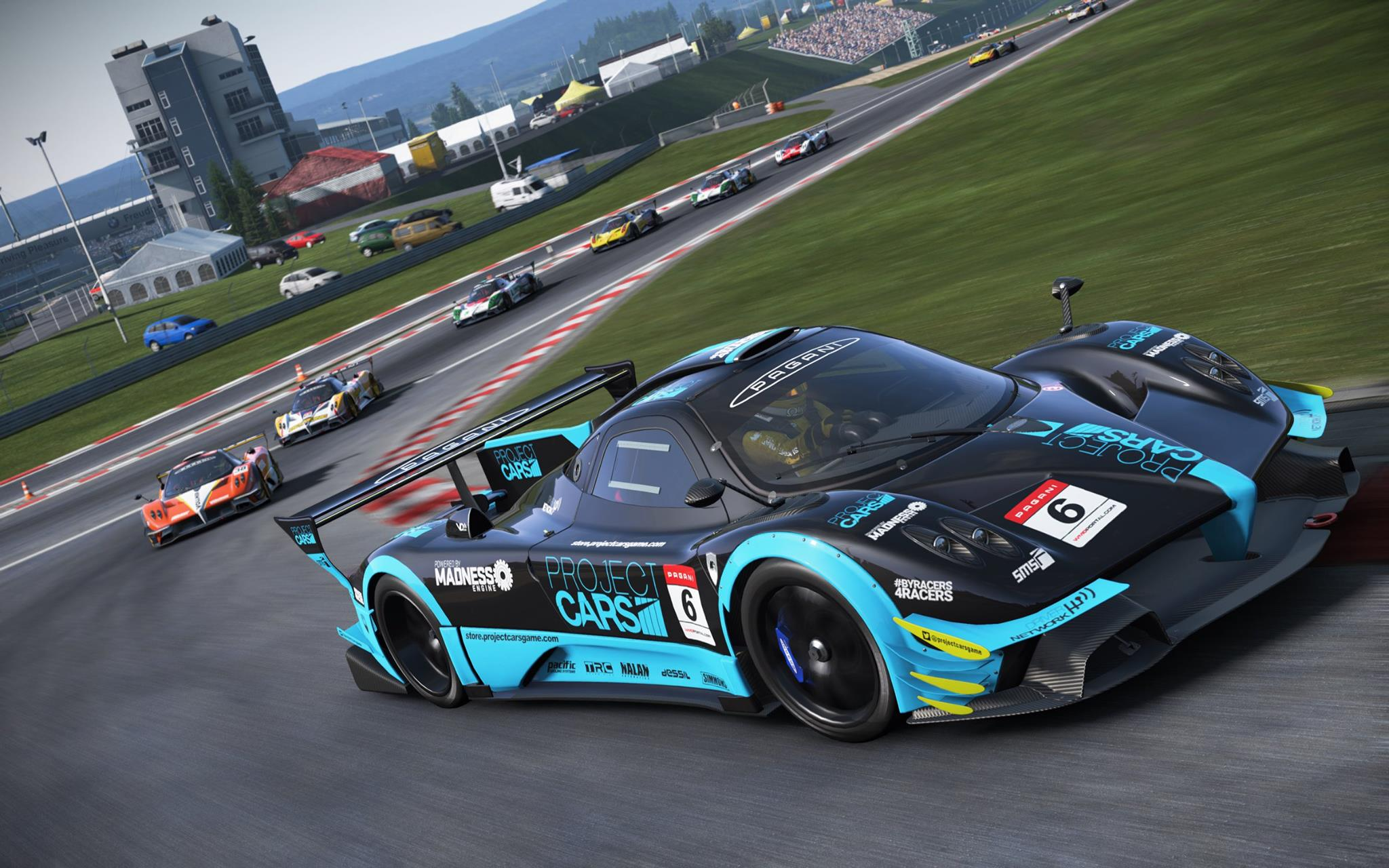 Project CARS Patch 11 Released | RaceDepartment
