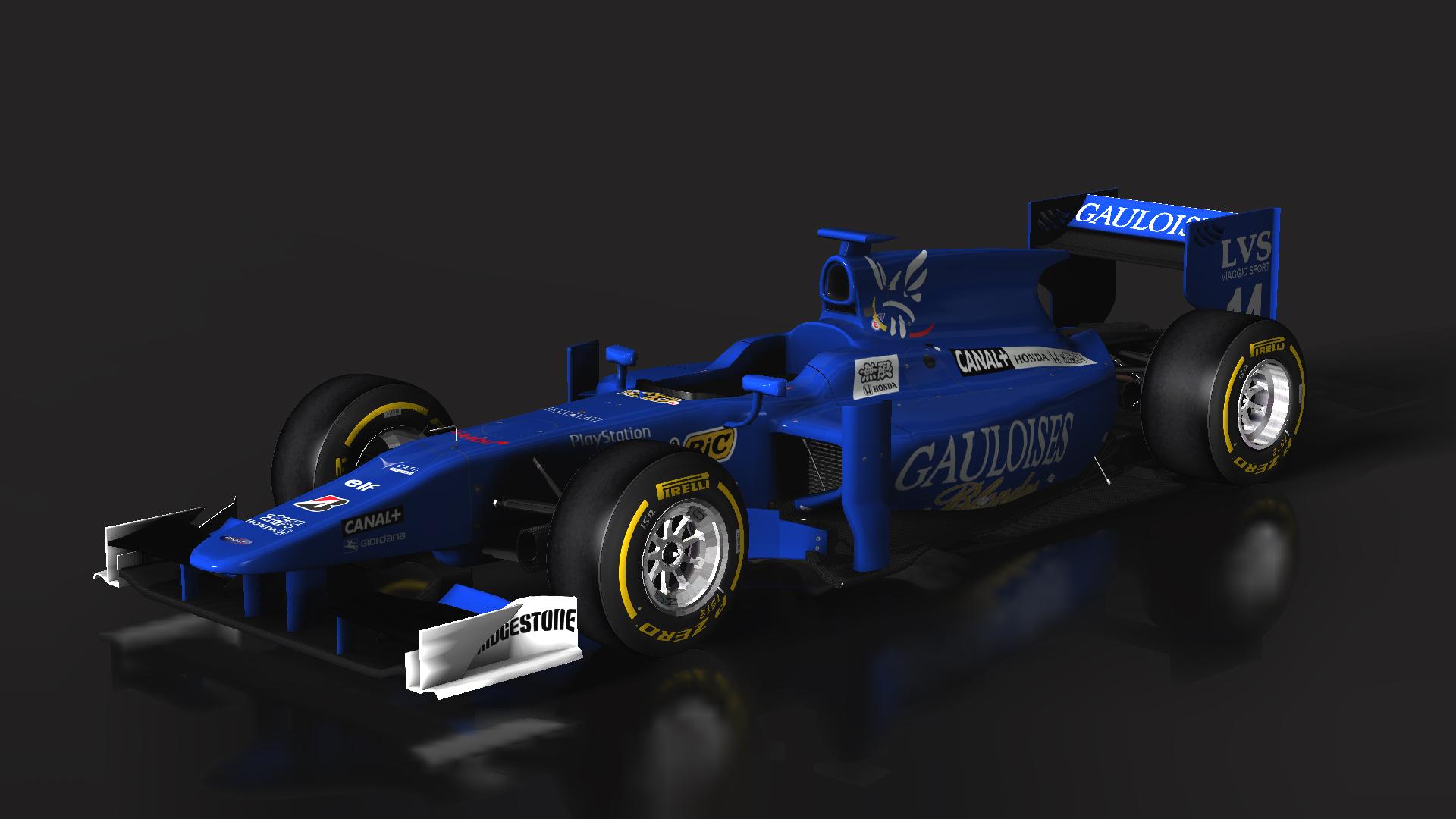 Prost JS45 on GP2 Car (#14).jpg