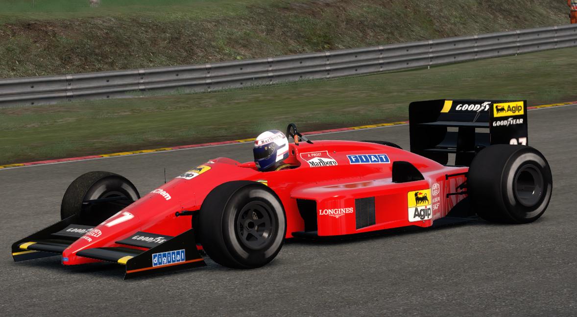 Ferrari f1 91