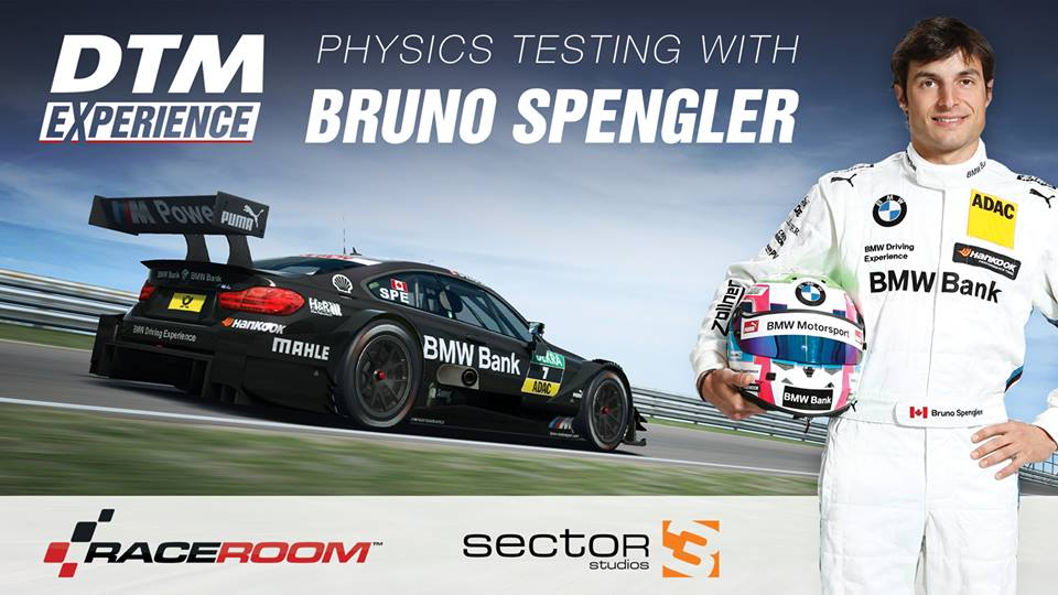 R3E Bruno Spengler DTM 2016 Physics Test.jpg
