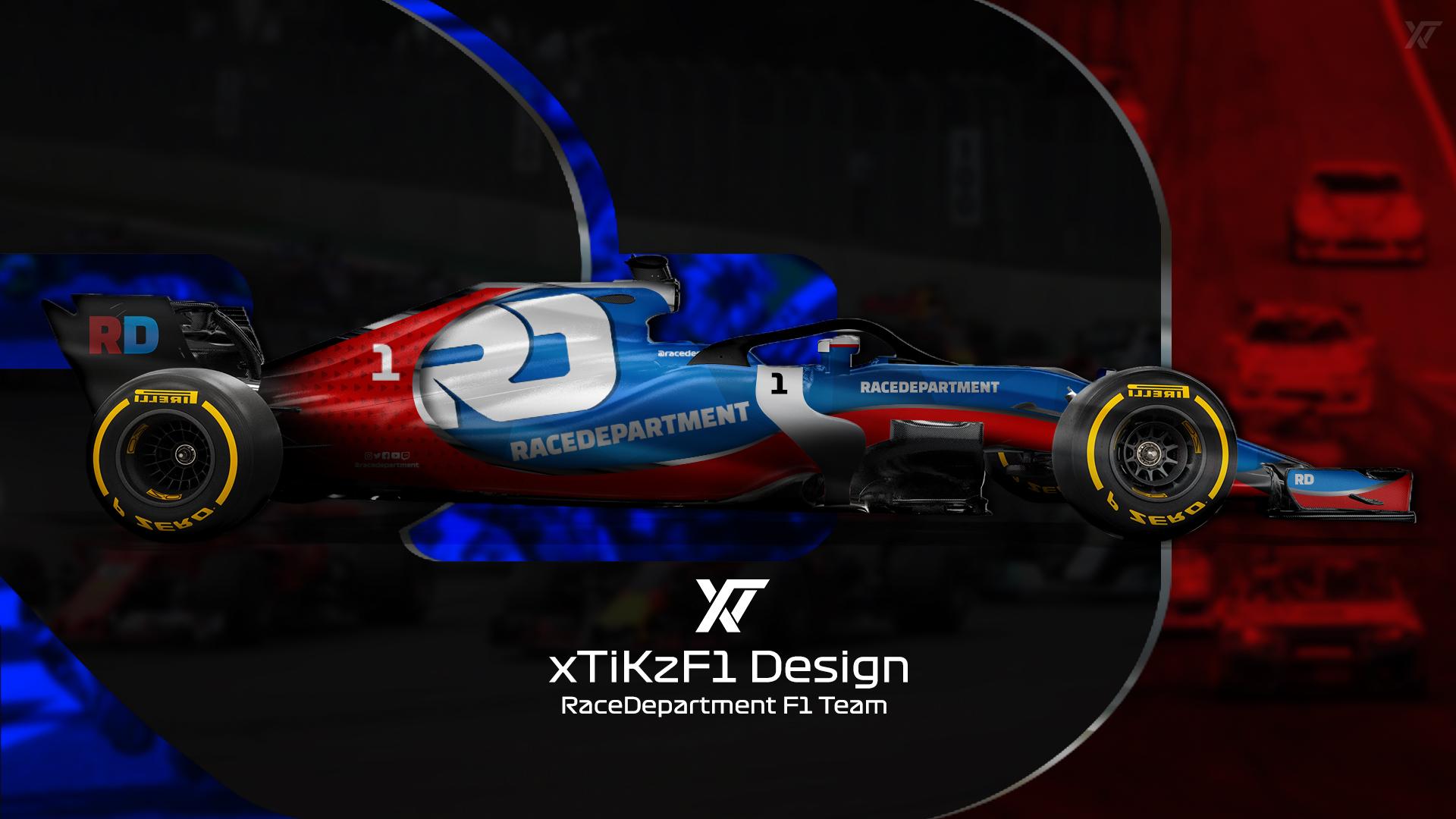 S.56 Design: Corvette C8.R Red Bull Delahaye Racing