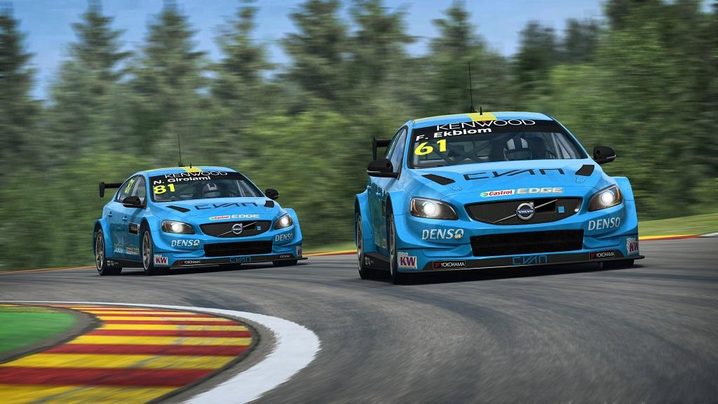 RaceRoom Free Weekend - Volvo S60 TC1 Hungaroring 3.jpg
