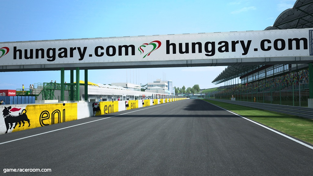 RaceRoom Free Weekend - Volvo S60 TC1 Hungaroring 4.jpg