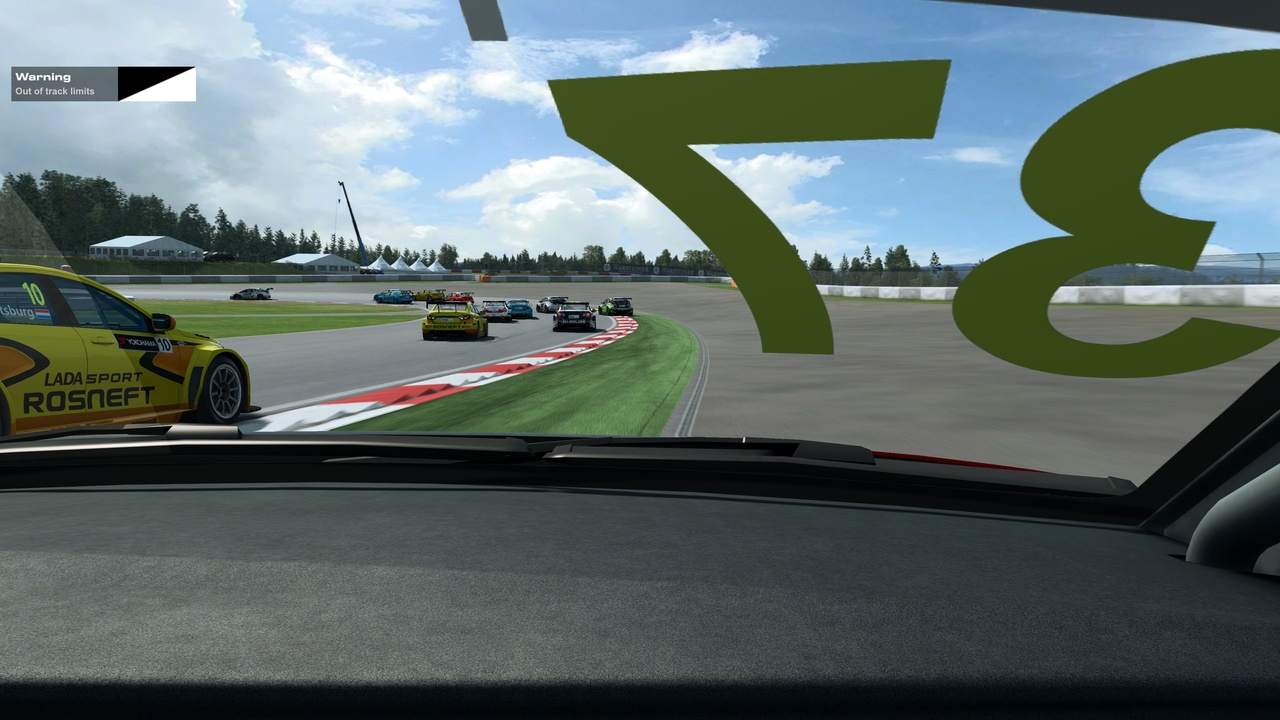 RaceRoom Racing Experience Black and White Flag.jpg