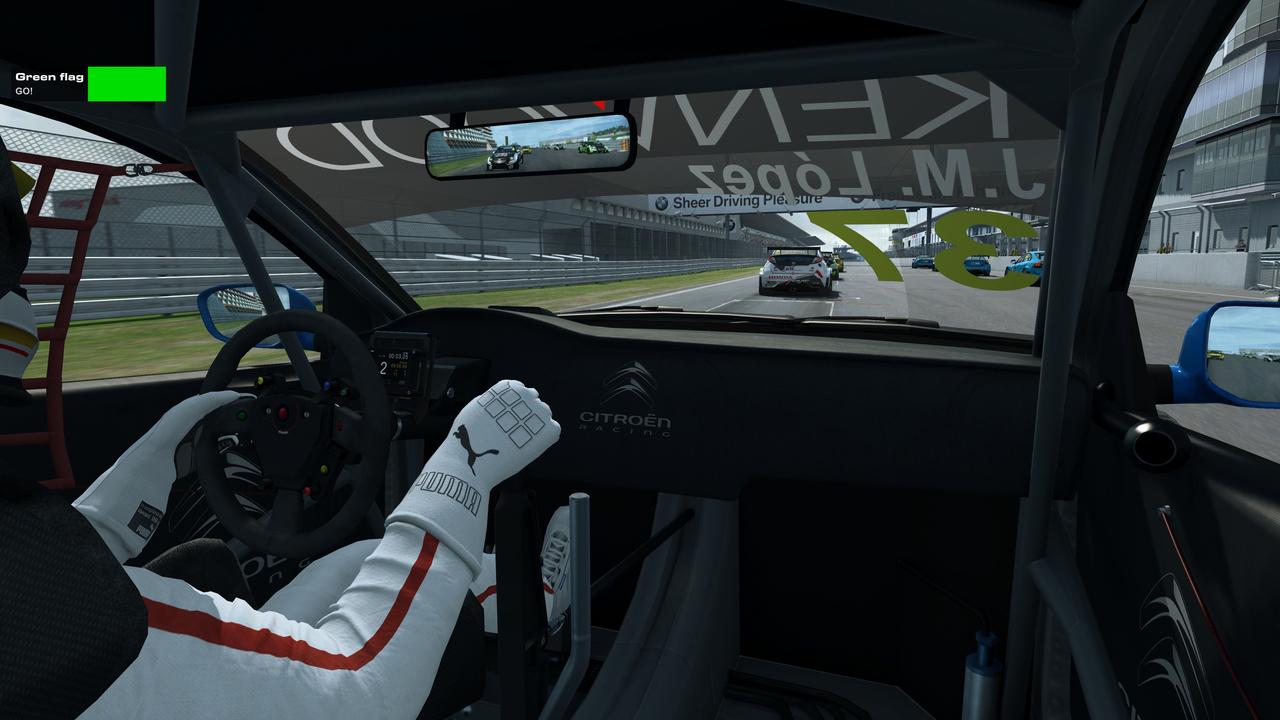 RaceRoom Racing Experience Green Flag.jpg