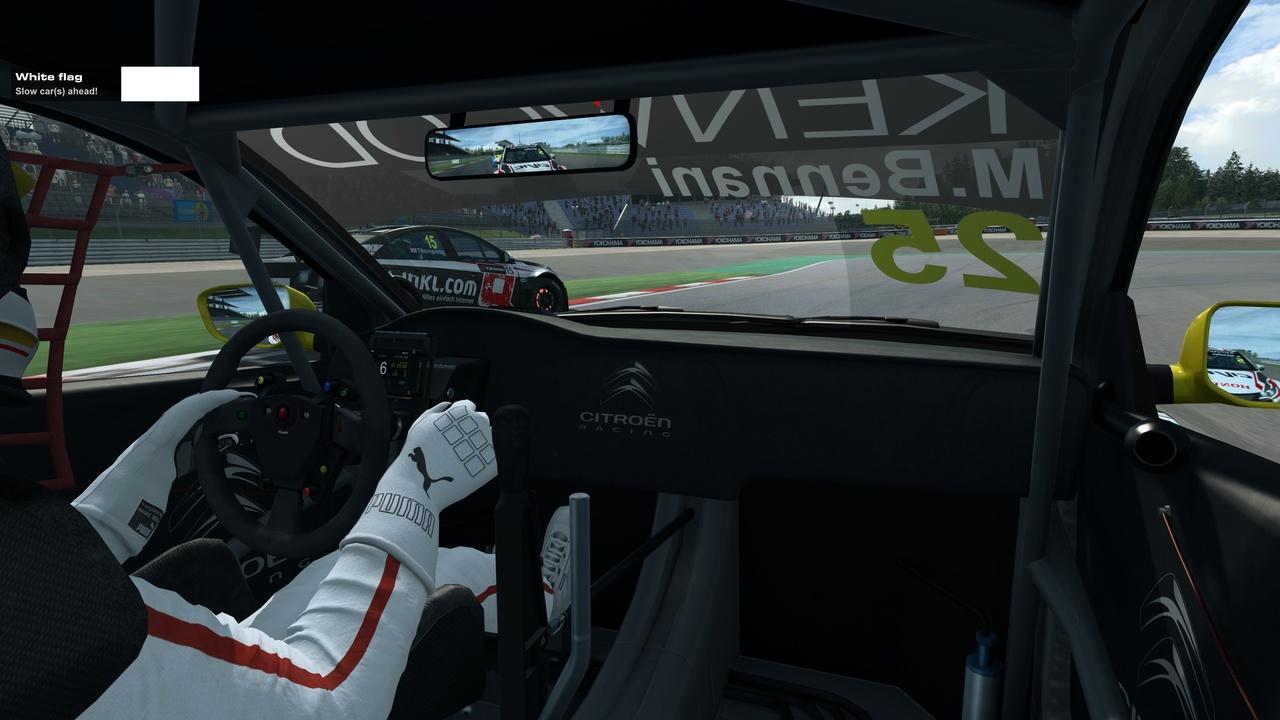 RaceRoom Racing Experience White Flag.jpg