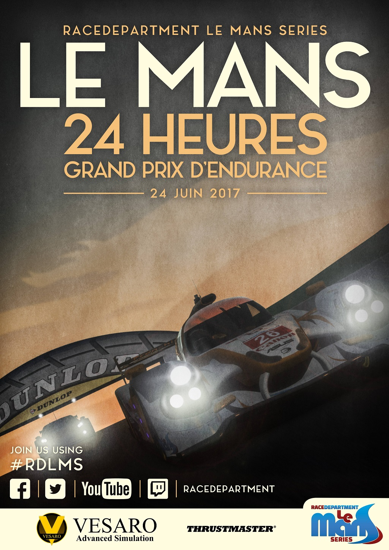 RDLMS by Vesaro Le Mans Poster.jpg