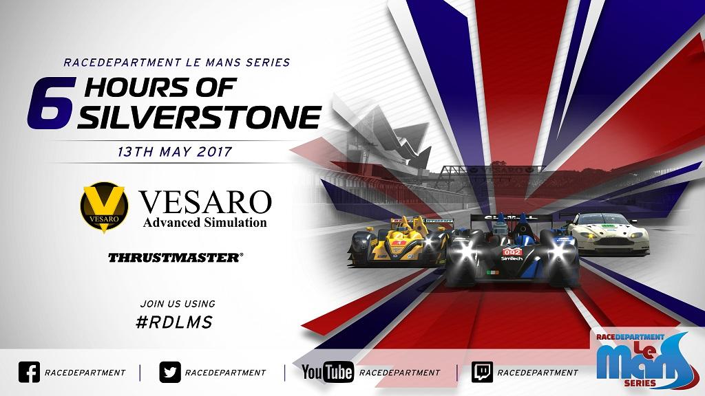 RDLMS by Vesaro Round 2 - Silverstone Banner.jpg