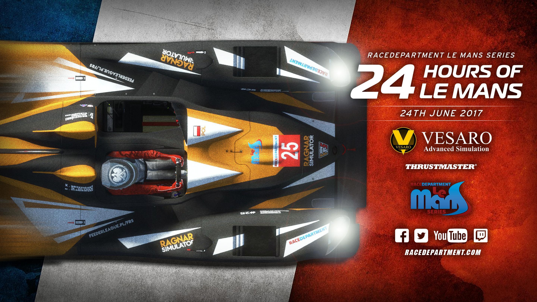 RDLMS by Vesaro Round 3 - Le Mans  Banner.jpg