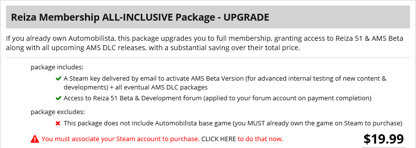 Reiza Membership ALL INCLUSIVE Upgrade Package.png