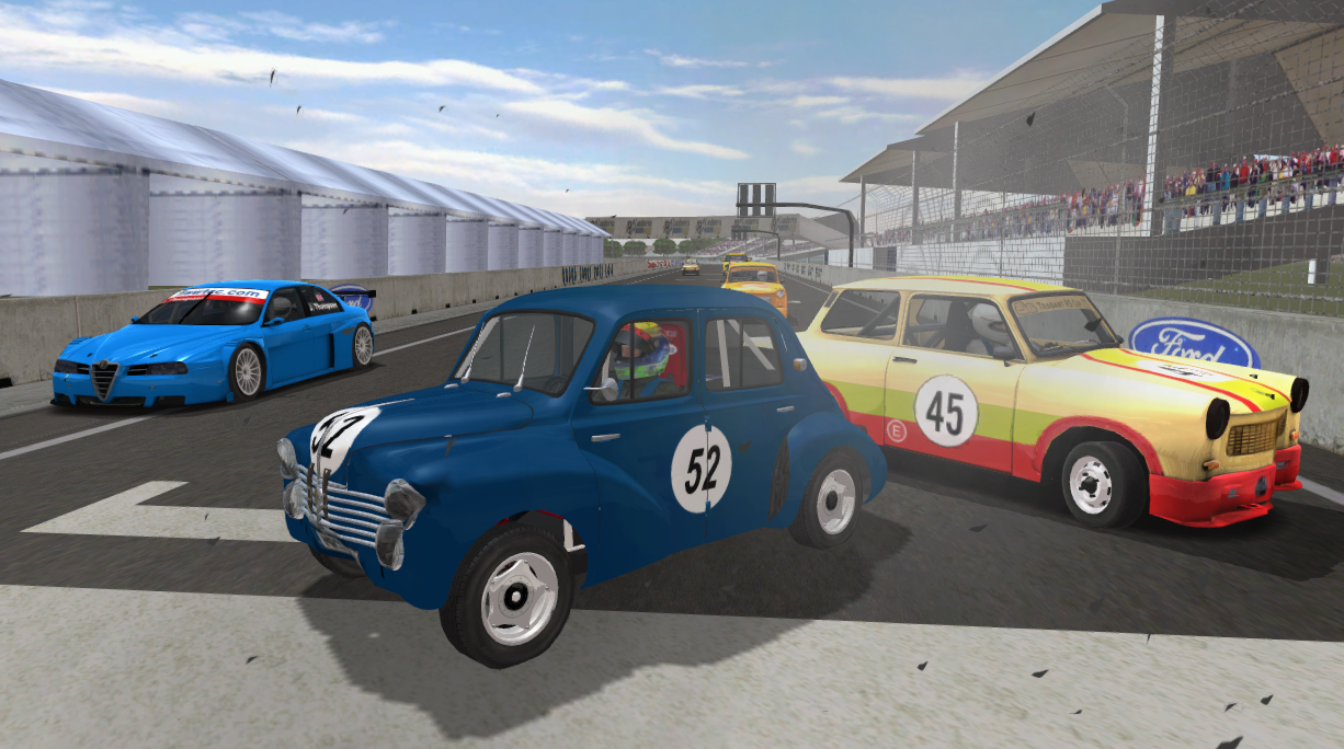 renault 4cv 02 cannot pass start actor vehicle line.png