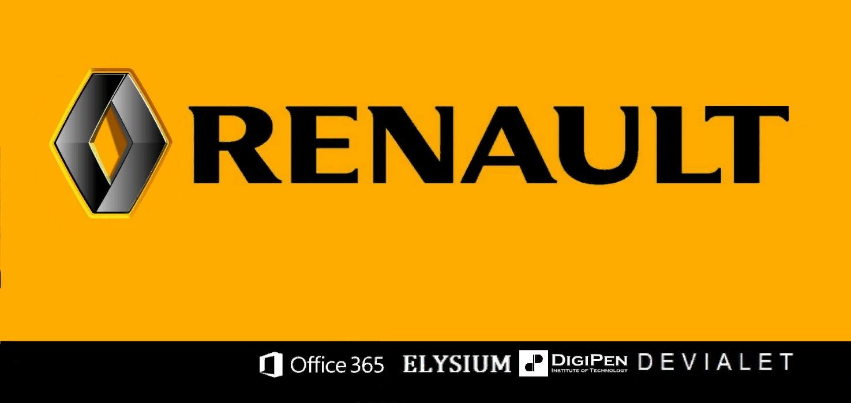 renault logo hd