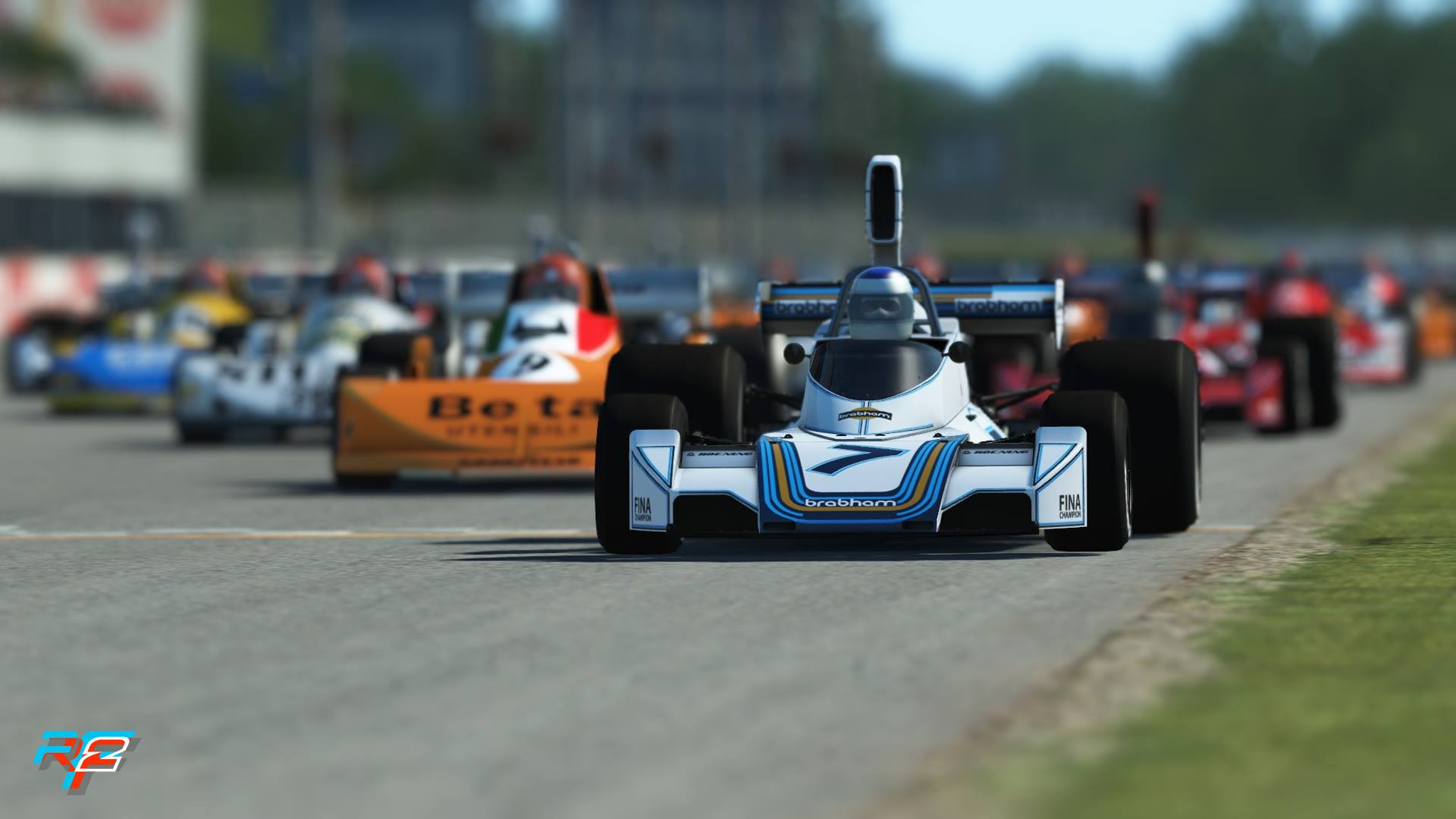 Historic Formula One Cars Released for rFactor 2 | RaceDepartment