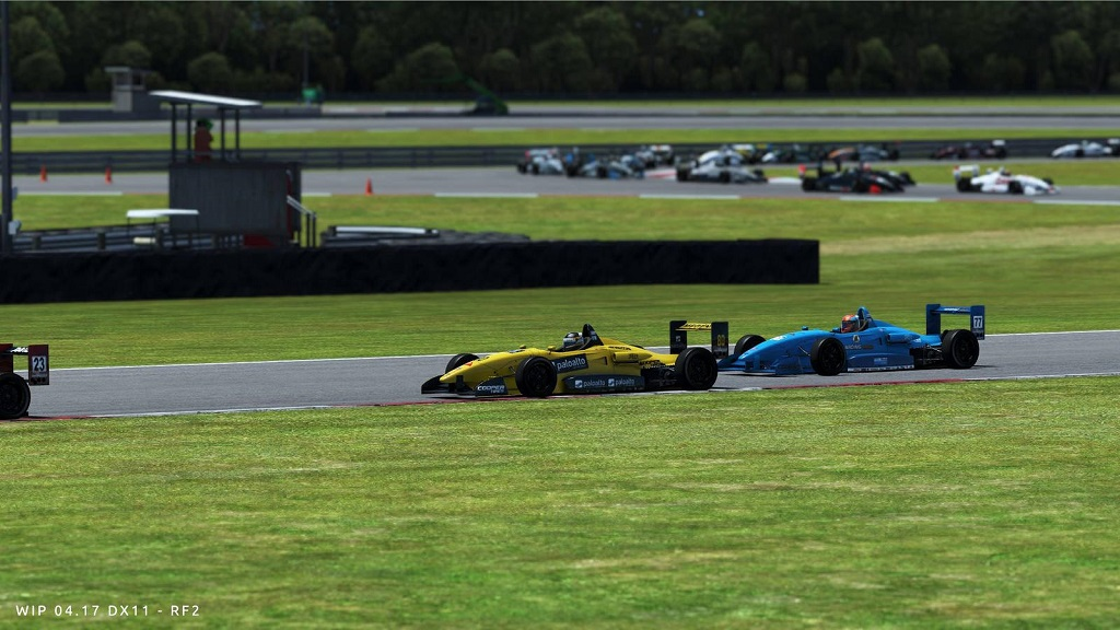 DX11 and VR Update Released for rFactor 2! | RaceDepartment
