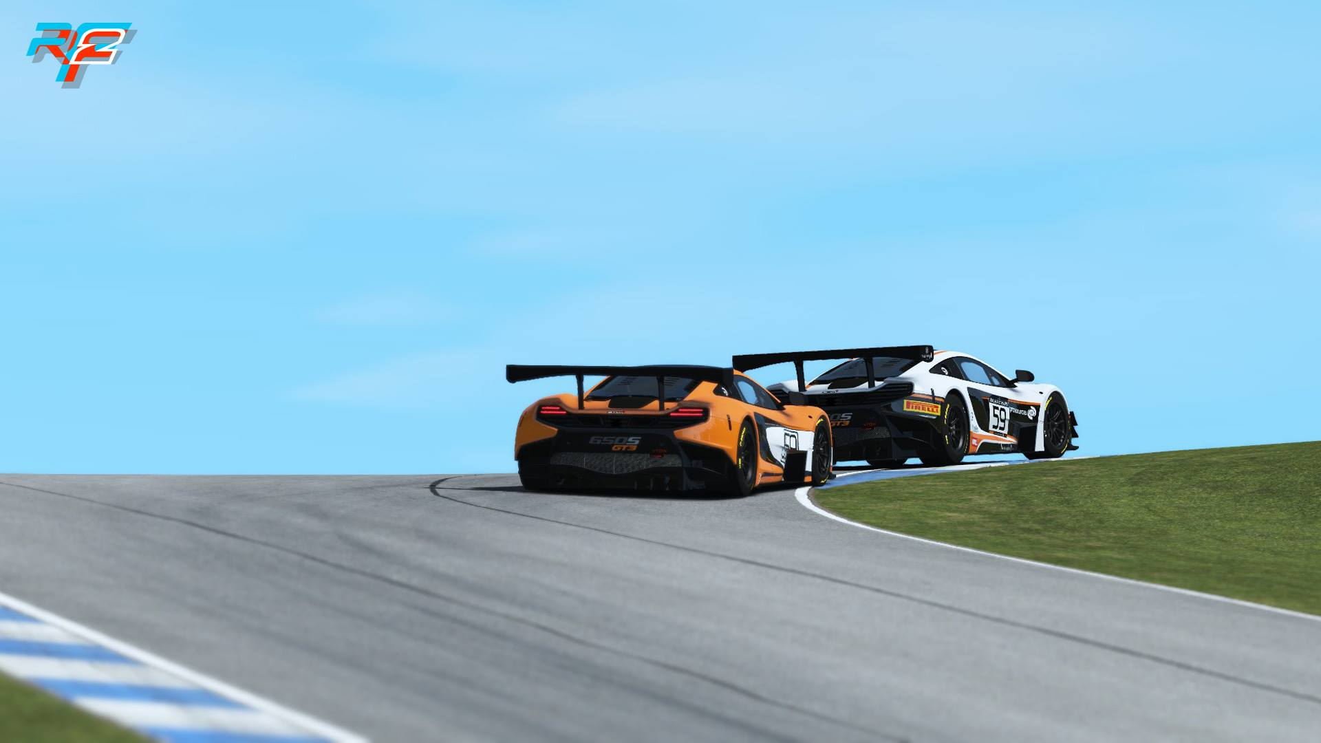 Summary -> Rfactor 2 Gt3 Pack Updated Racedepartment Latest