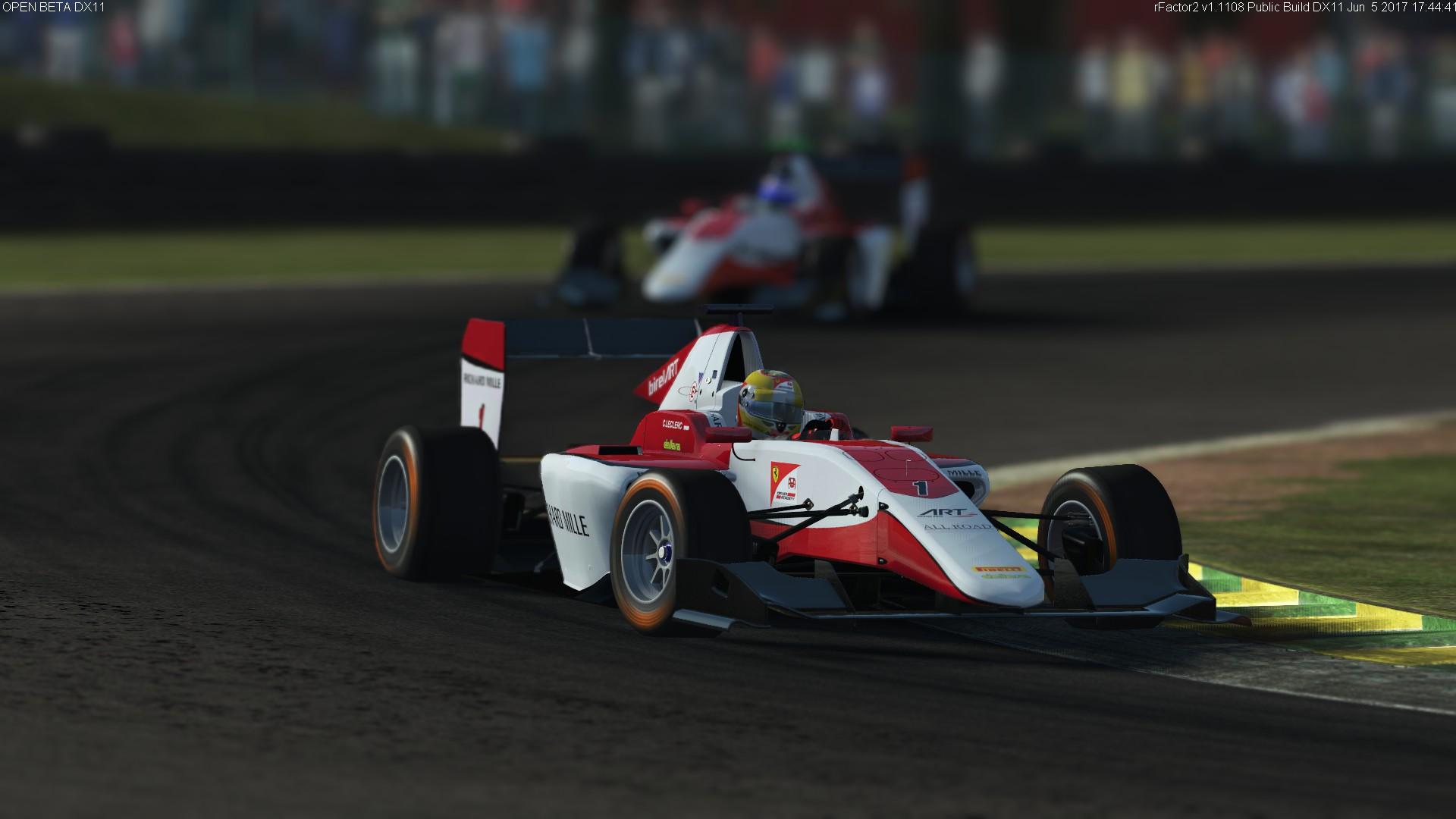 New rFactor 2 Update Deployed | RaceDepartment - Latest