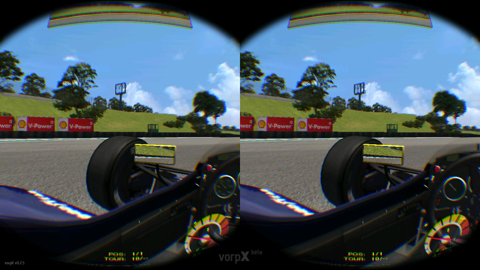 Enable oculus rift in GSC using VorpX | RaceDepartment - Latest