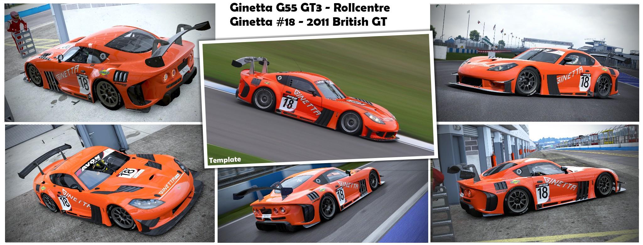 Rollcentre Ginetta #18 - 2011 British GT.jpg
