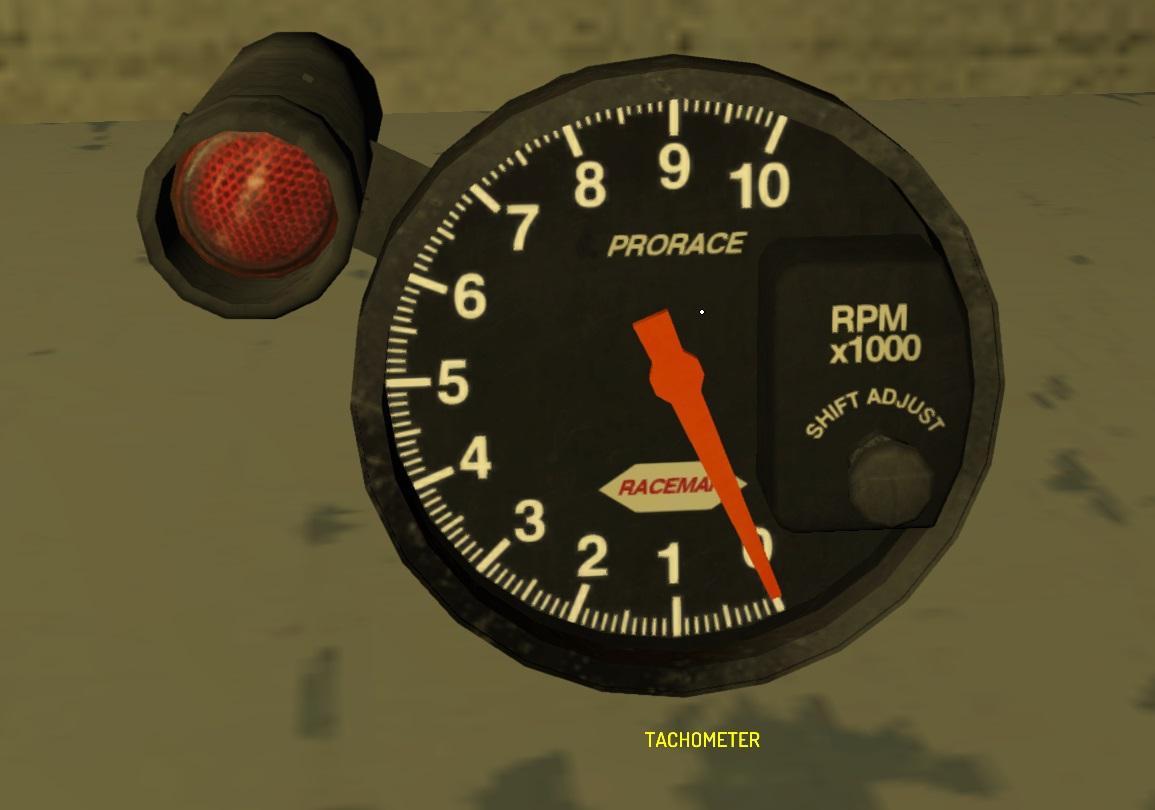 Racing Tachometer Fix | RaceDepartment - Latest Formula 1