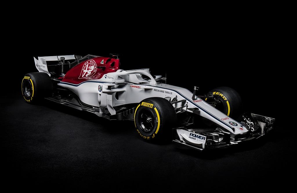 Sauber C37 F1 2018 Launch 4.jpg