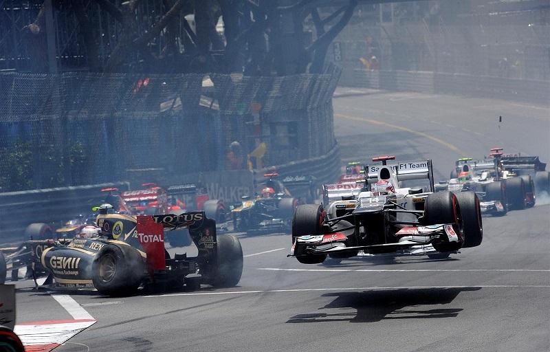 Sauber Monaco 2014.jpg
